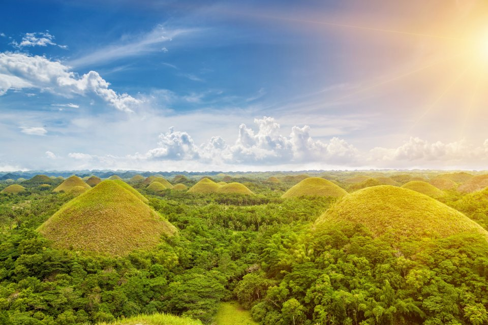 Discover natural wonders unique to the Philippines