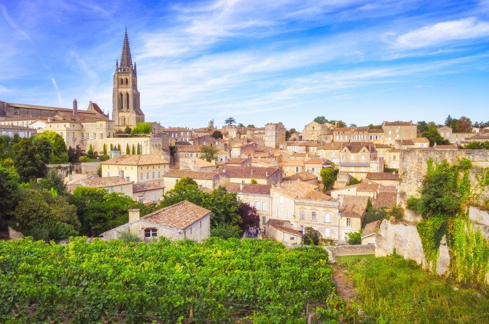5. Saint-Emilion, Gironde