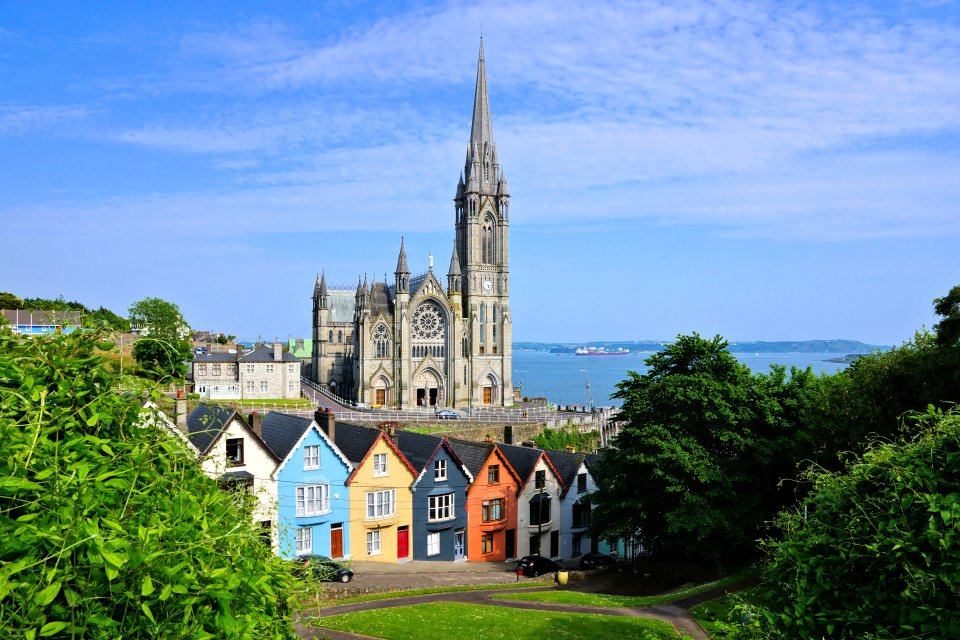 13. Cork, Irlande