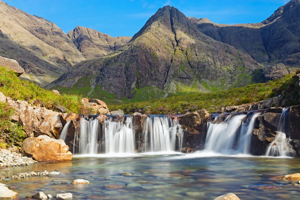 You'll fall in love with Scotland's natural beauty