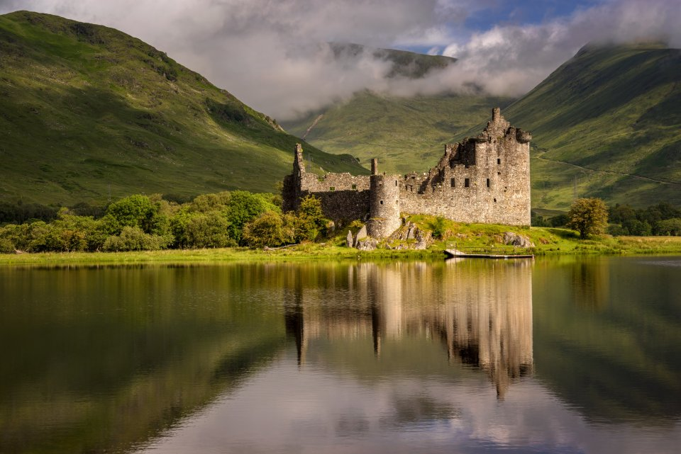 Scotland's fairytale castles are unmissable