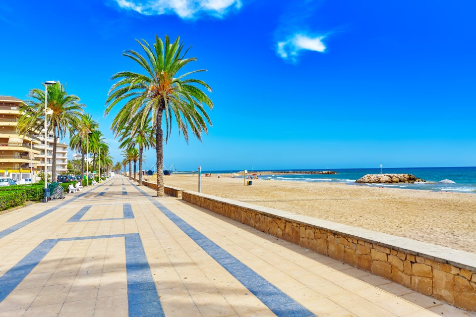 You can soak up the sun at Barcelona's beaches