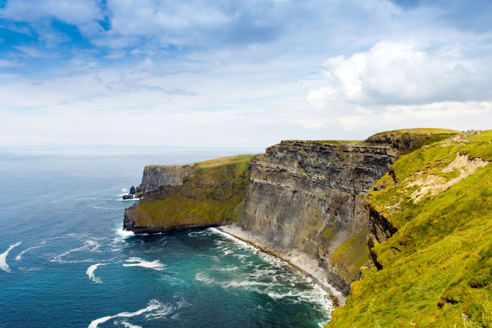 L'Irlande : Doolin
