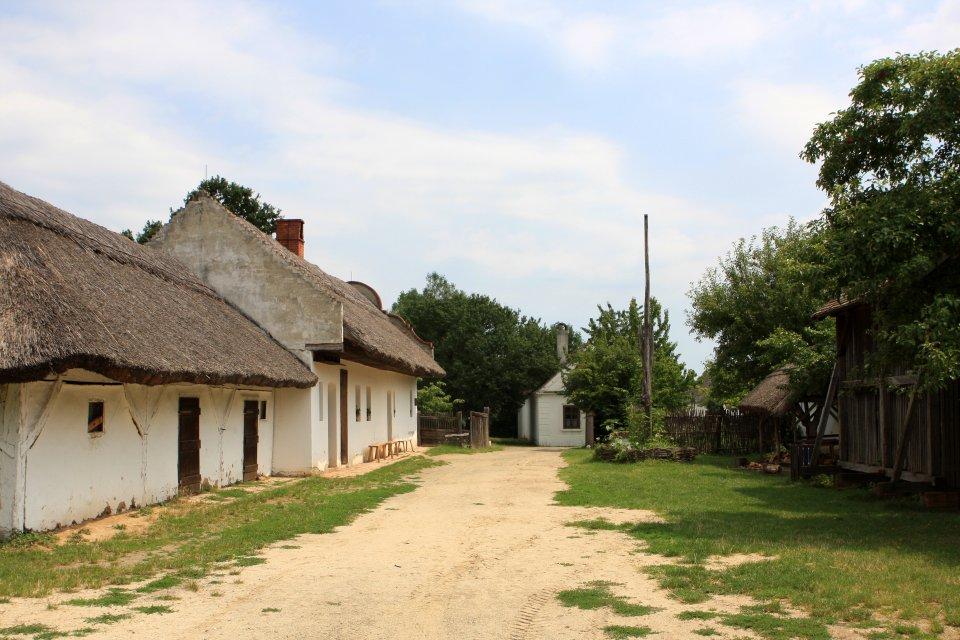 Szentendre Skanzen Village Museum, Hungary