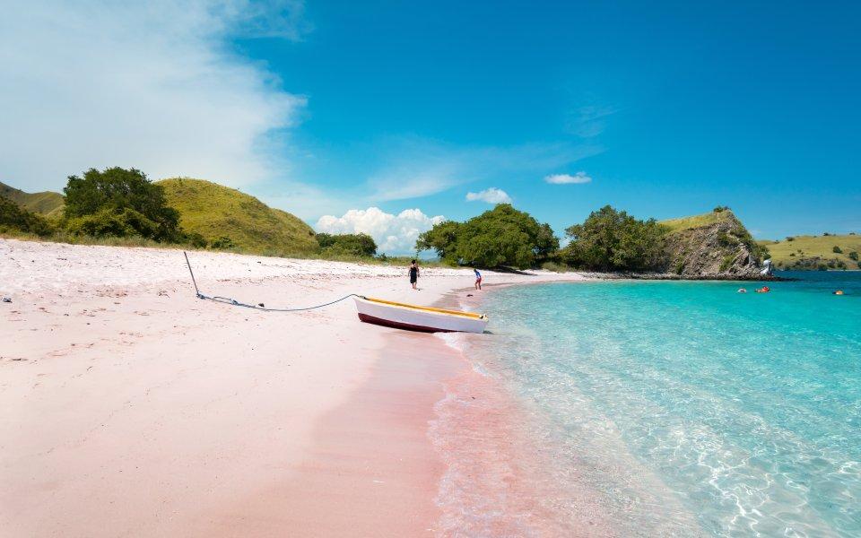 Tangsi Beach, Indonesia