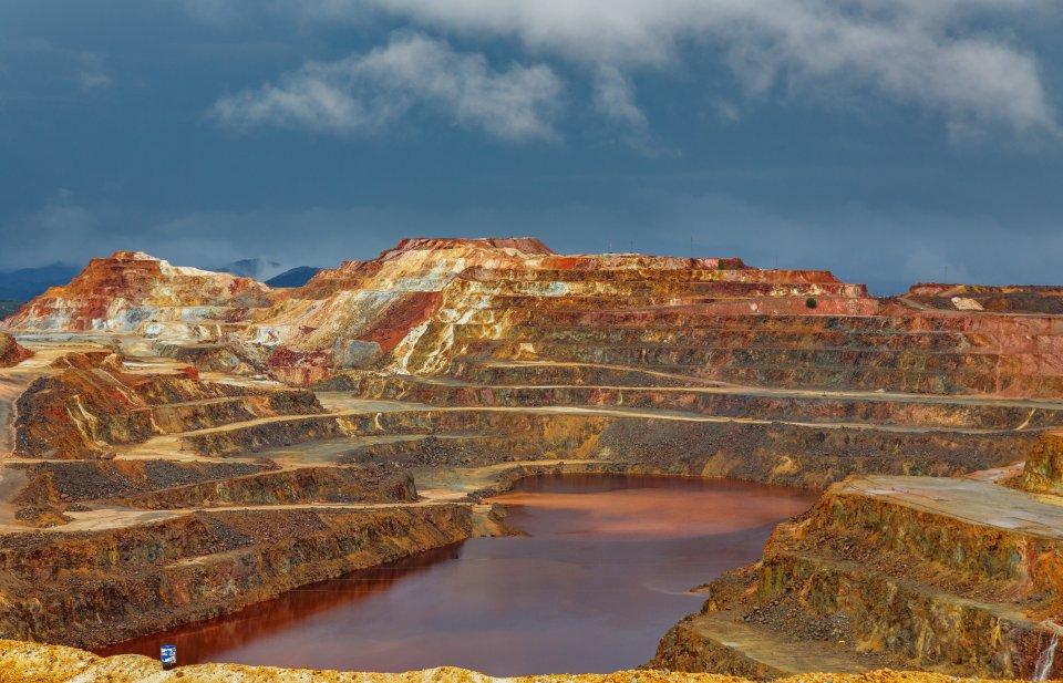 Las minas de Riotinto