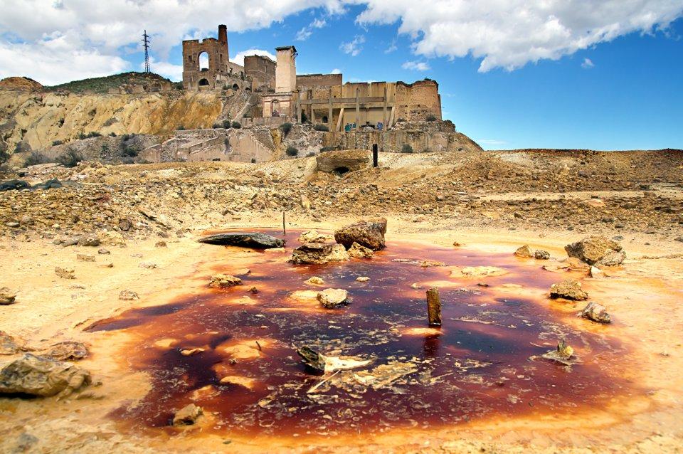 Las minas de Mazarron