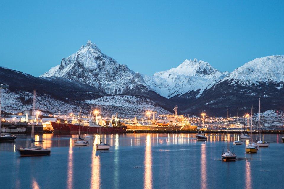 Discover the Tierra del Fuego National Park
