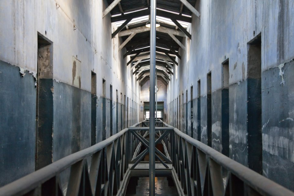 Visit the end of the world prison