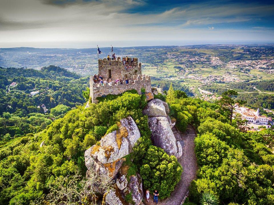 Castillo de los Moros (Castelo dos Mouros)