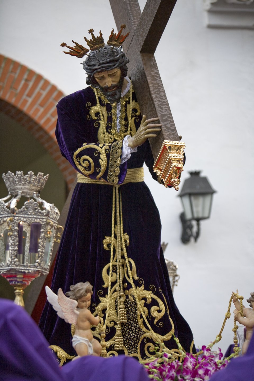 3. El privilegio de la Cofradía de Jesús 'El Rico' (Málaga)