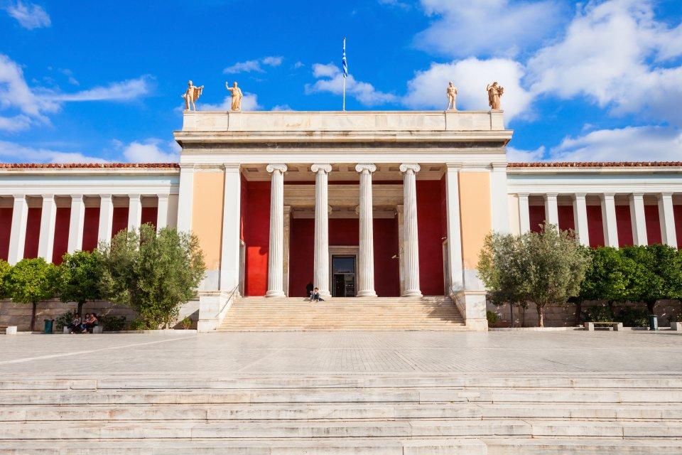 Museo Archeologico, Atene
