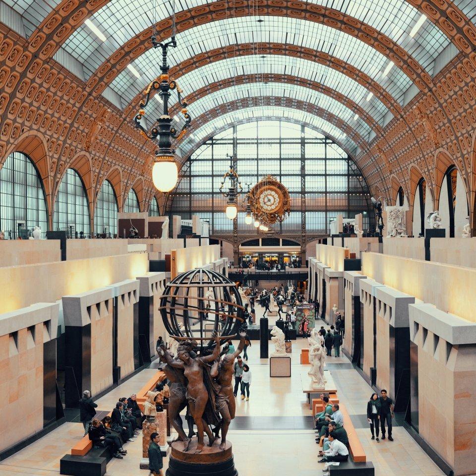1. Musée d'Orsay, Paris