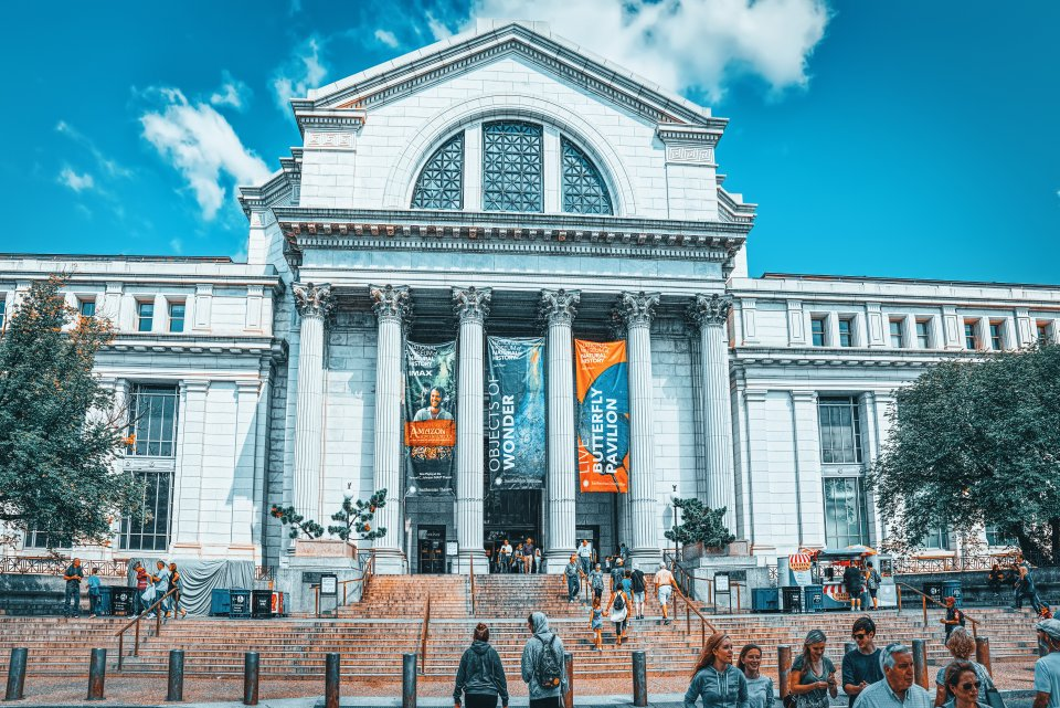 4. National Gallery of Art, Washington, D.C.
