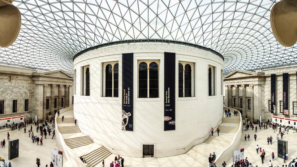 Le British Museum - Londres