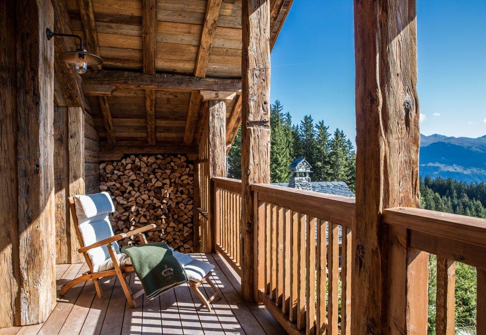 Votre balcon, lieu tout indiqué pour méditer en contemplant le paysage
