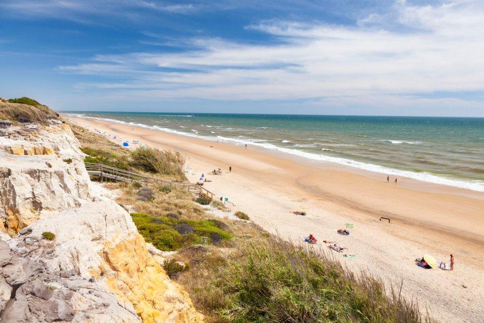 Playa de Castilla, Huelva - 20 kilómetros