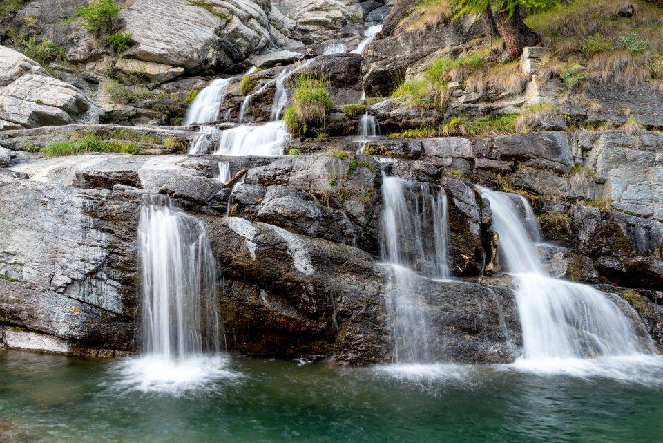 Cascate di Lillaz, Valle d'Aosta