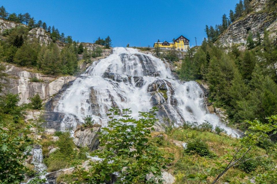 Le Cascate del Toce, Piemonte