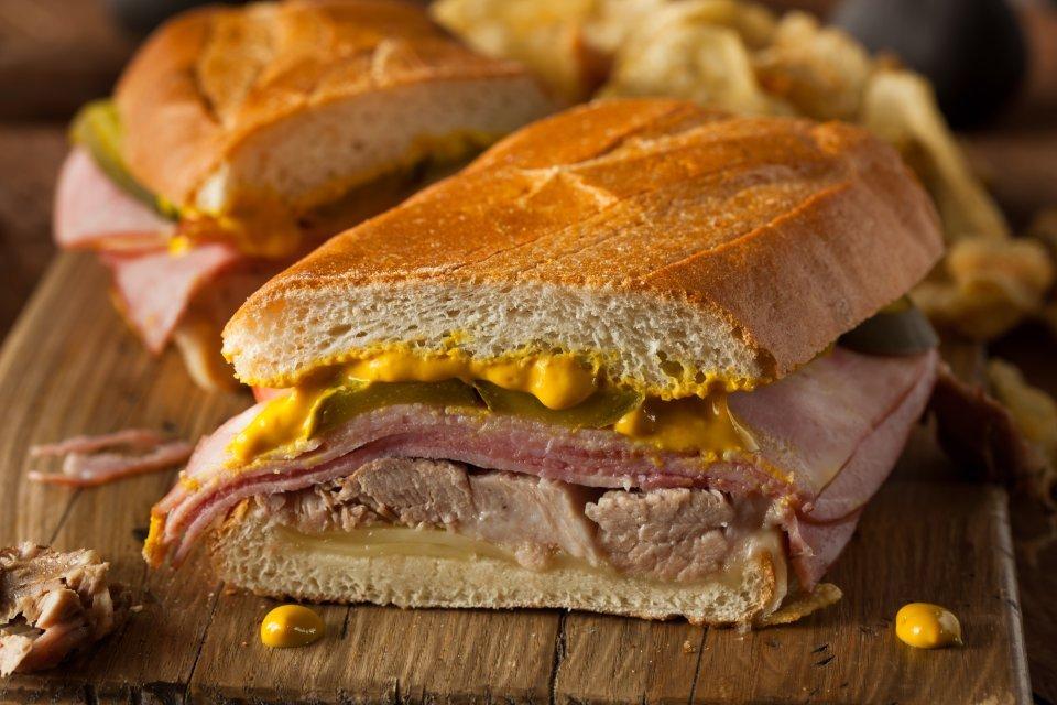 Cuban Sandwich - South Florida