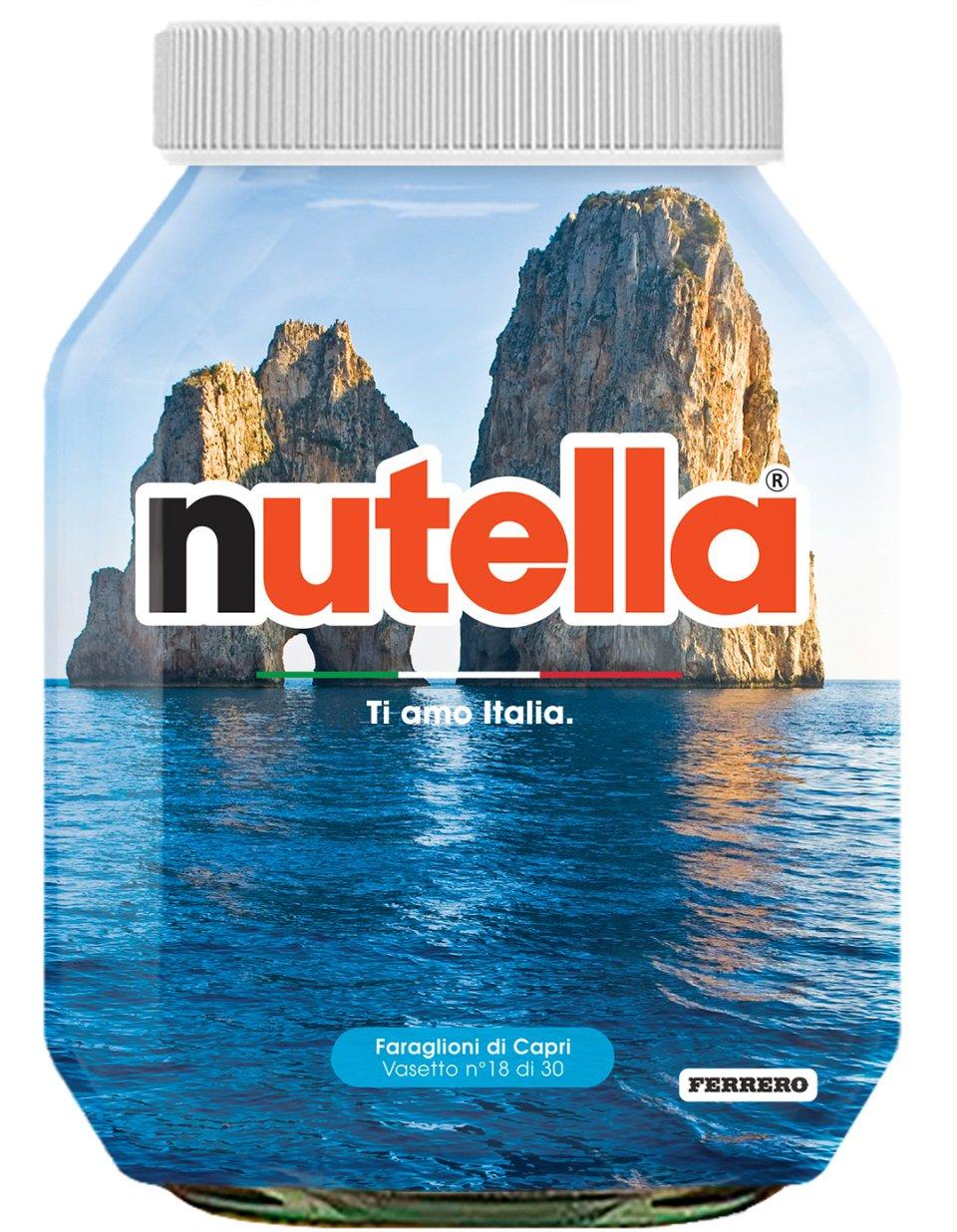 Faraglioni di Capri, Campania