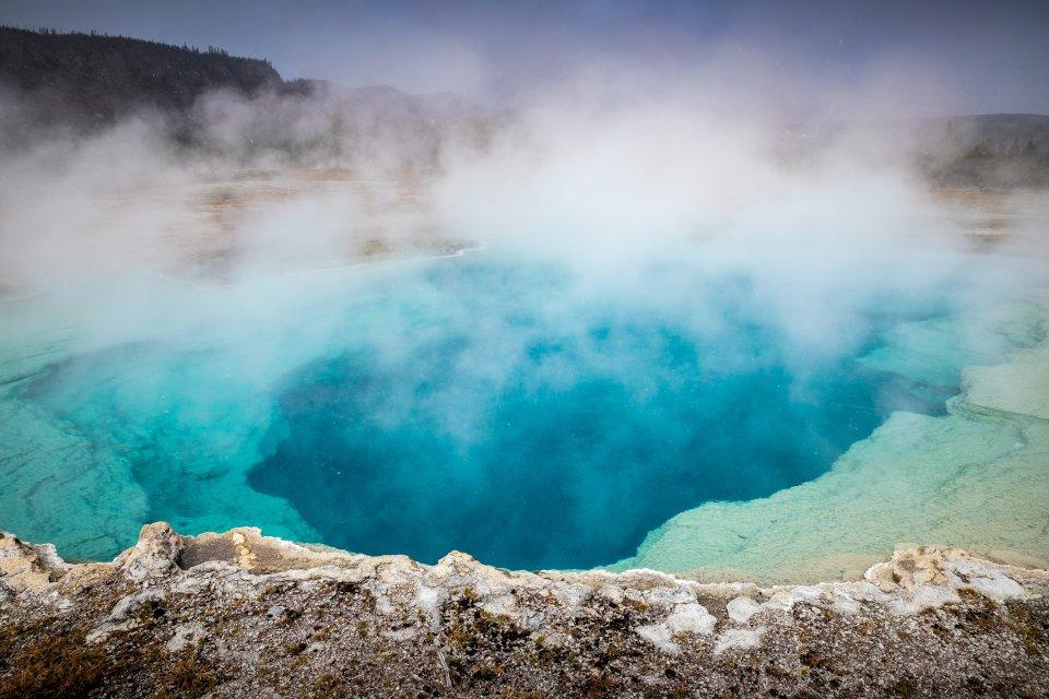 Yellowston National Park, Stati Uniti d'America