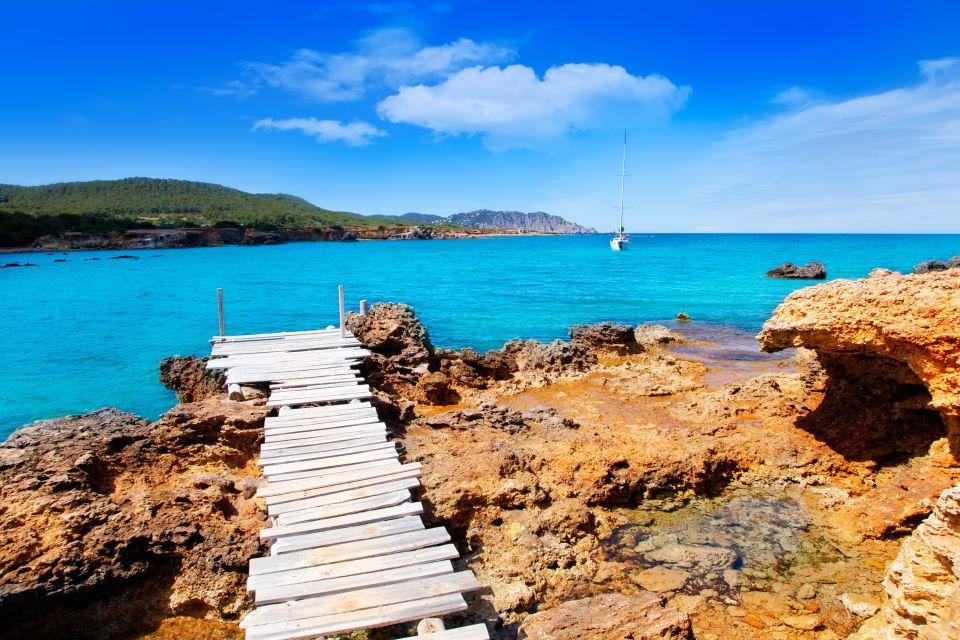 Le coste di Ibiza, Ibiza, Le rive, Baleari