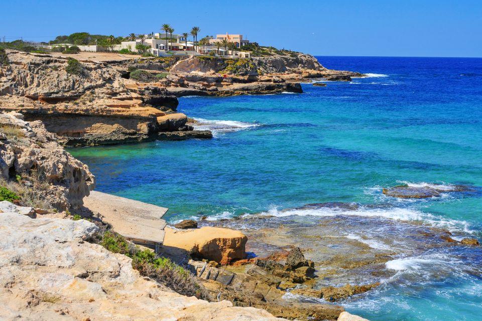I promoter a Ibiza, Ibiza, Le rive, Baleari