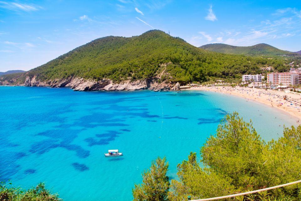 La passeggiata selvaggia, Ibiza, Le rive, Baleari