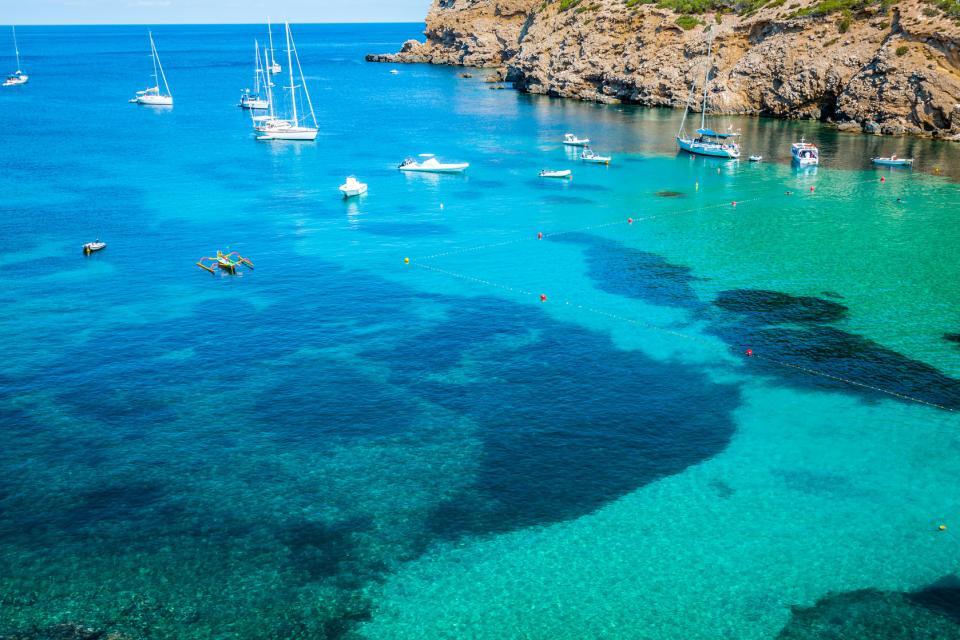 Formentera , L'isola di Formentera , Spagna