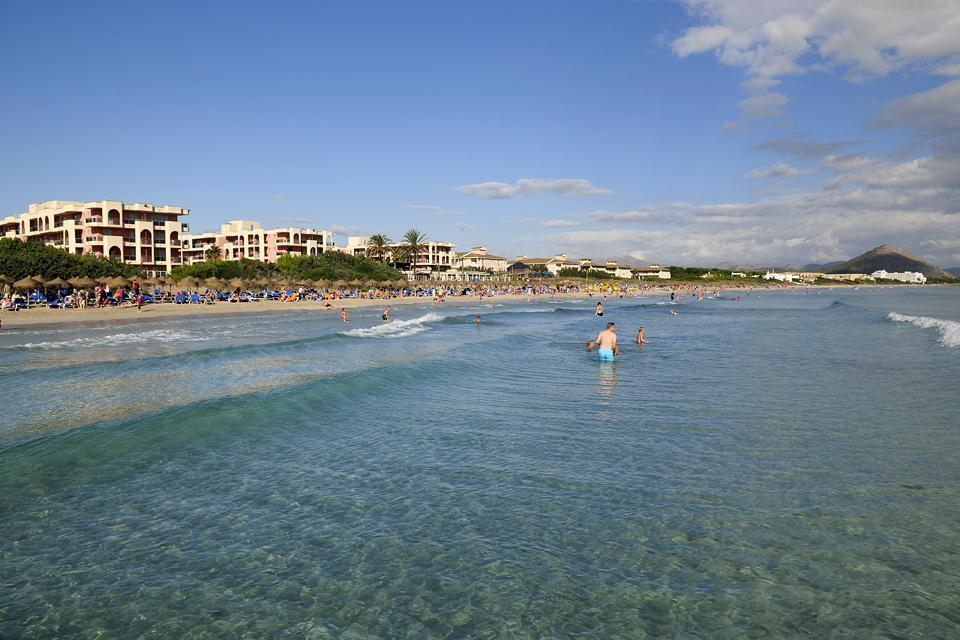 Mallorca , La costa norte , Isla de Mallorca, La costa norte , España