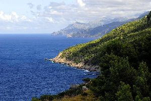 Majorque , La côte Nord-Ouest , Majorque, la côte ouest , Espagne