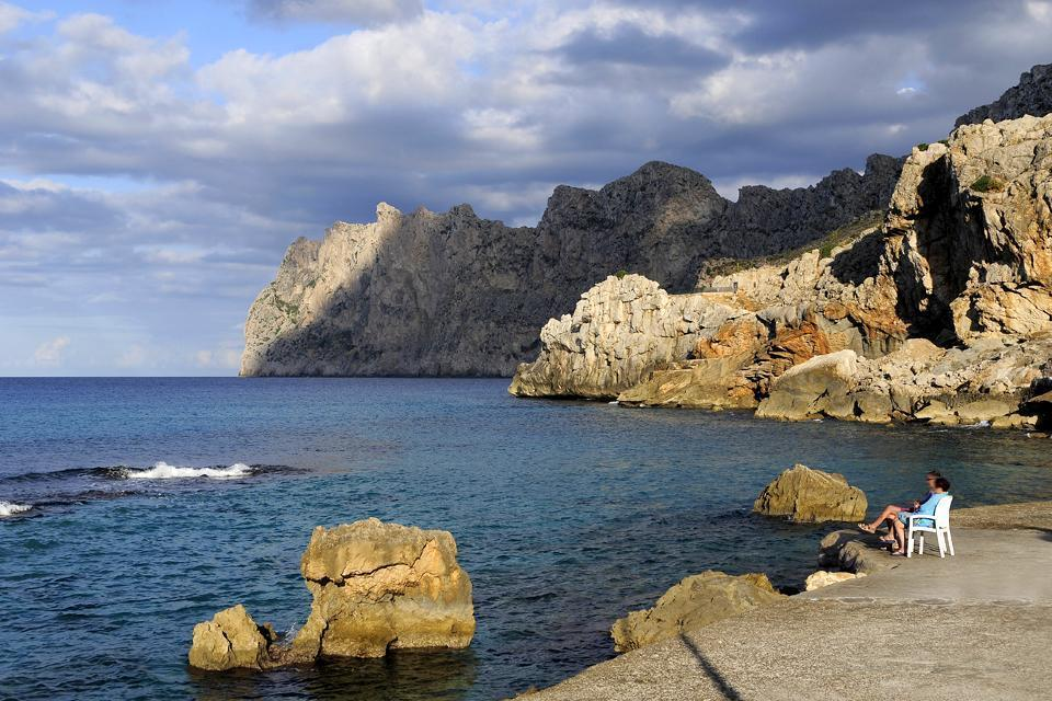Majorca , The West coast , The west coast , Spain