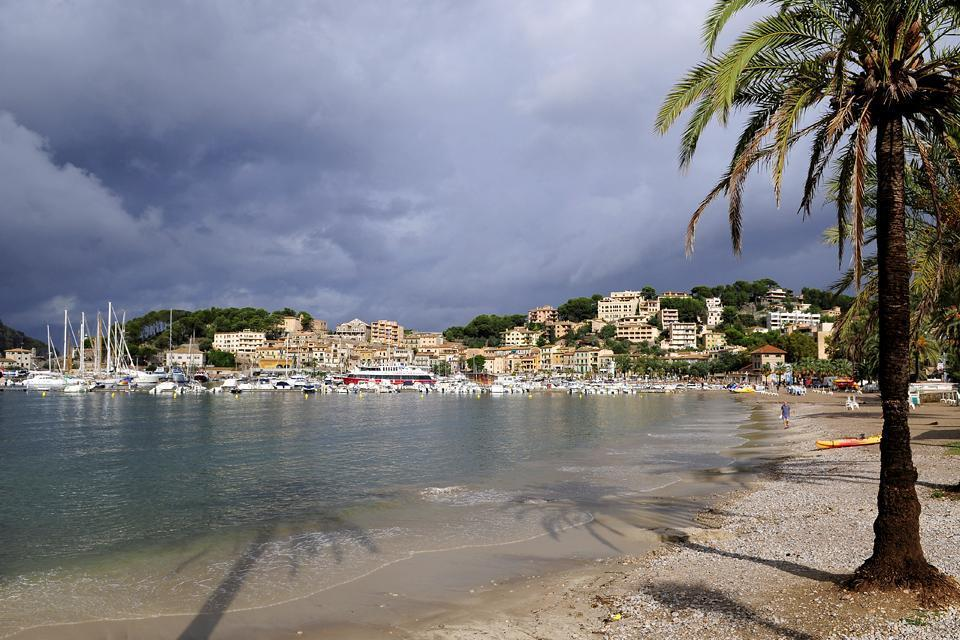 Majorca , The West coast , Majorca's coasts , Spain