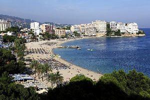 Majorque , La côte Sud , Majorque, la côte sud , Espagne