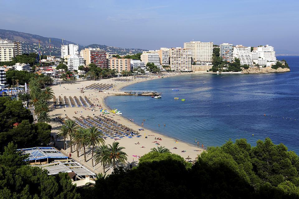 Majorca , The South coast , Spain