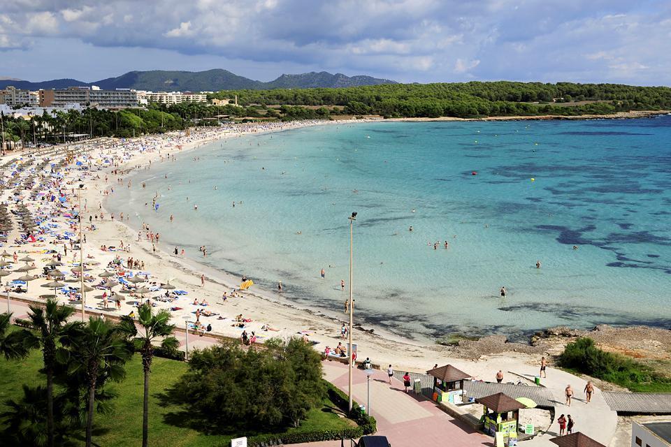 Majorca , The East coast , Spain