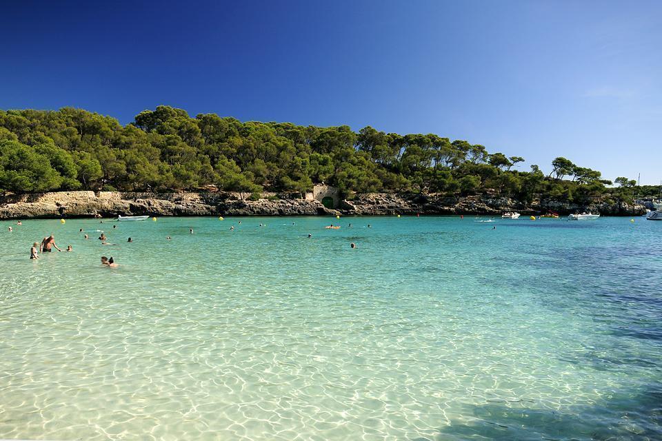Majorca , The East coast , A wild coast , Spain