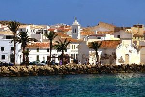 Minorque , La côte Nord , Minorque, la côte nord , Espagne
