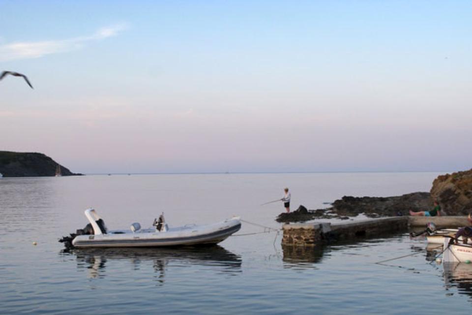 Minorque , La côte Nord , Le nord de Minorque , Espagne