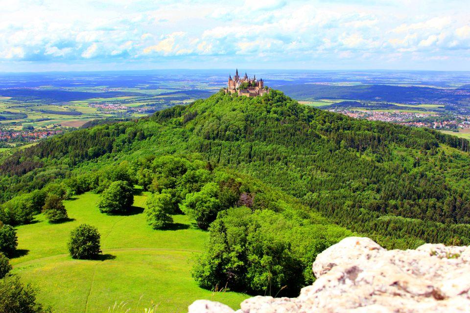 Il Bade-Wurtemberg: la valle di Neckar, Il Bade-Wurtemberg, I paesaggi, Germania