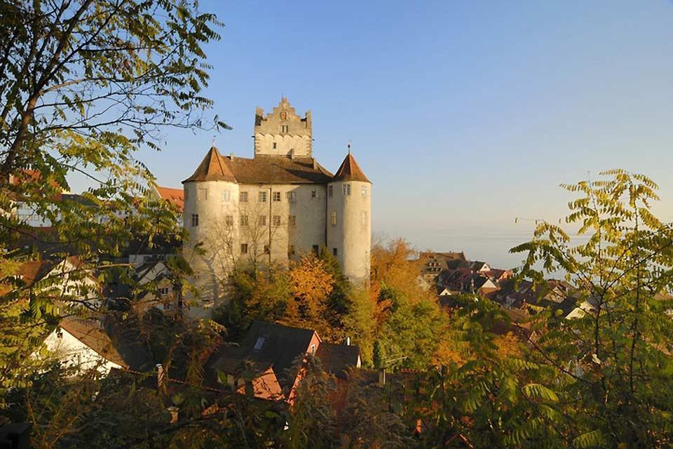 Baden-Wurtemberg , Castillo en Baden-Wurttemberg , Alemania