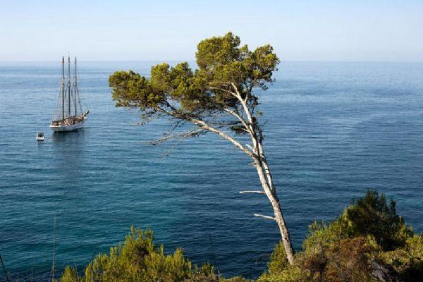 Menorca , La costa sur , Menorca , la costa sur , España