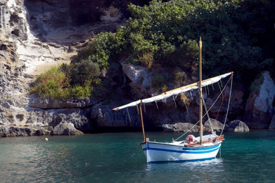 Minorca , La costa meridionale , Minorca , Spagna