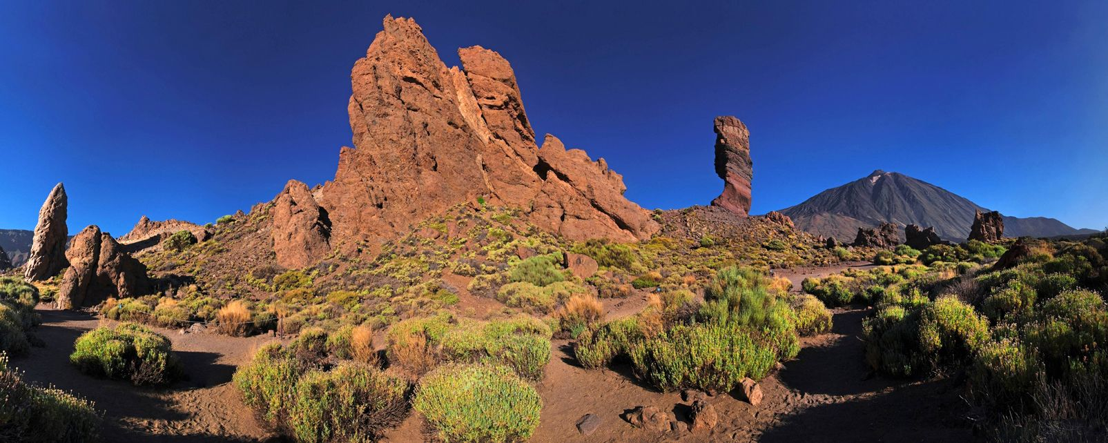 Teide National Park, Tenerife, Tenerife - Del Teide National Park, Landscapes, Santa Cruz de Tenerife, The Canary Islands