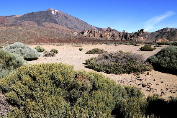 Tenerife , Parque Nacional del Teide , ¿Marte? ¡No, Tenerife! , España