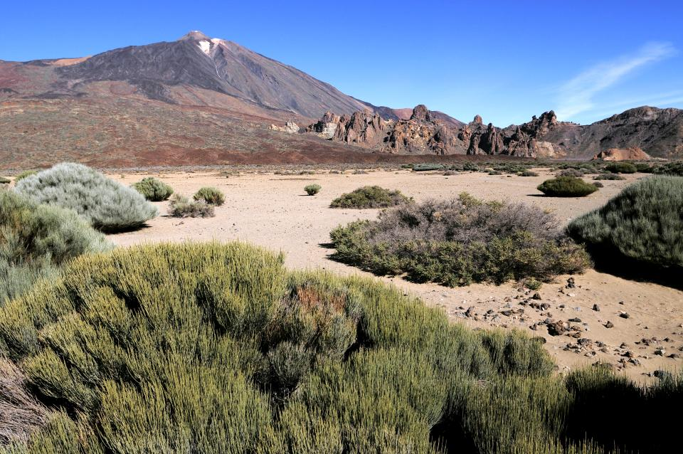 Tenerife , Del Teide National Park , Mars? No, Tenerife! , Spain