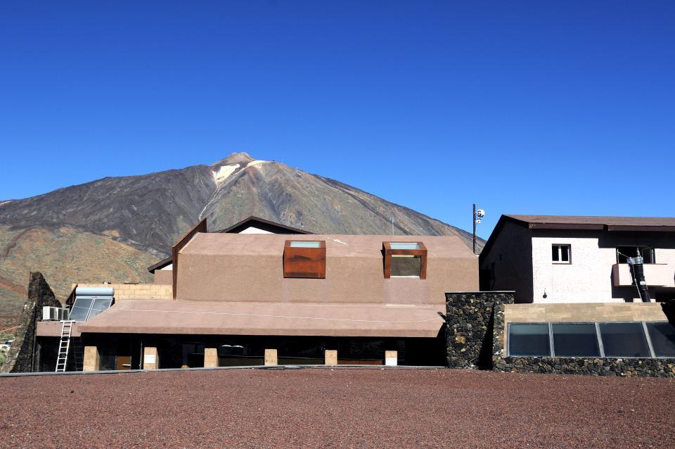 Tenerife , Il Parco Nazionale del Teide , Il parador nazionale , Spagna