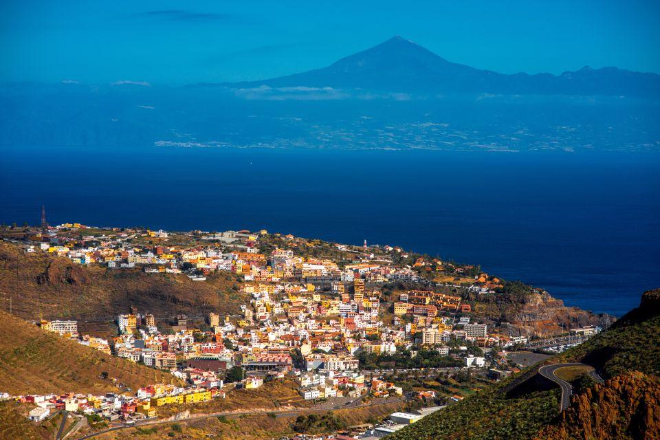 La Gomera, El Hierro, Los paisajes, Canarias