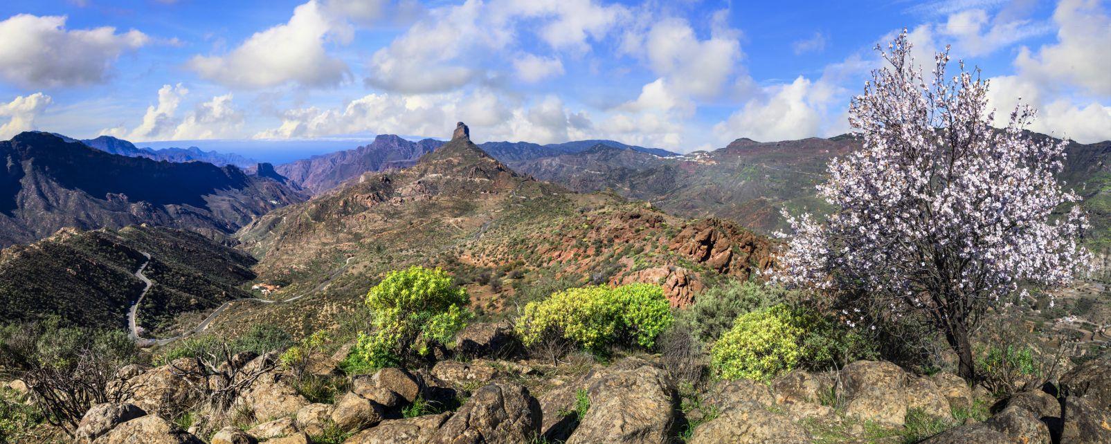 Gran Canaria, ein Kontinent in Miniaturform, Gran Canaria, Die Landschaften, Kanarische Inseln